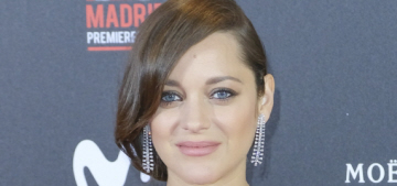 Marion Cotillard on the rise of Donald Trump & Marine le Pen: 'Fear is winning'