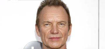 Sting 'more comfortable' living in NY because he hates the British class system