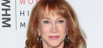 Kathy Griffin: Jon Hamm's vibe is 'cold, disrespectful', perhaps even smarmy