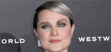 Evan Rachel Wood on being bisexual: 'it's talked about like a phase'