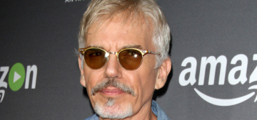 Billy Bob Thornton on Angelina: 'I defend her to the death, she's done so much!'