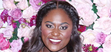 Danielle Brooks on body image: Don't compare yourself, be a better you