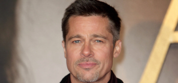 Page Six: Brad Pitt actually spent Thanksgiving with a friend in Turks & Caicos