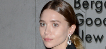 Ashley Olsen, 30, spent the holiday in St. Barts with her 58-year-old lover