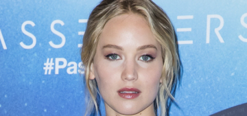 Is Jennifer Lawrence's Dior star-sweater the cutest thing she's ever worn?