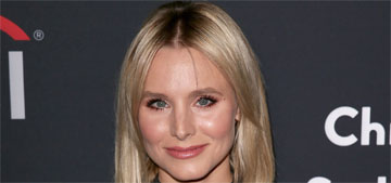 Kristen Bell on doing charity: 'It's really important not to stay in our bubble'