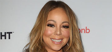Mariah Carey claims she only eats salmon and capers – sound fishy?