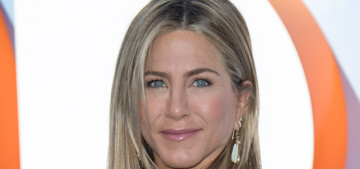 Jennifer Aniston: Justin surprised me by flying from Berlin for Thanksgiving