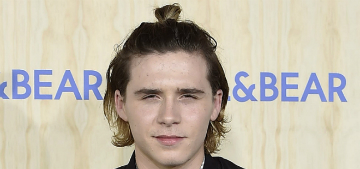 Brooklyn Beckham to release a photography book. No, really.