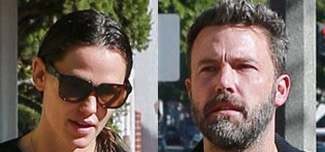 Ben Affleck and Jennifer Garner 'spent Thanksgiving Day together with the kids'