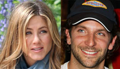 Bradley Cooper denies dating Jennifer Aniston: I've met her three times