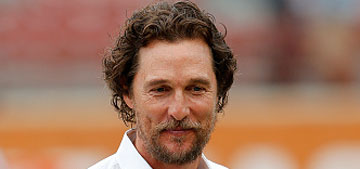 Matthew McConaughey drives University of Texas students home unexpectedly