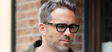 Ryan Reynolds on his two daughters: 'You'll just do anything they say'