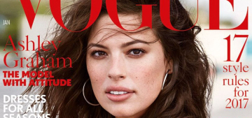 Ashley Graham: 'Now I feel that to lose weight would be disloyal to myself'