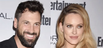 Maksim Chmerkovskiy & Peta got kicked out of Lamaze, posted video about it