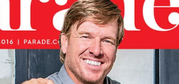 Chip Gaines: 'In times of trouble, you'll find the Gaines family at church'