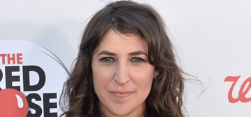 Mayim Bialik thought NSFW meant 'North South freakin West'