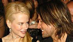 More wedding rumors for Nicole and Keith