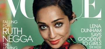 Ruth Negga only felt 'different' when she moved to Britain, but never in Ireland