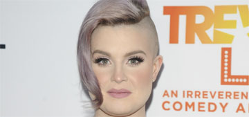 Kelly Osbourne to LGBT crowd at the Trevor Project: give Trump a chance
