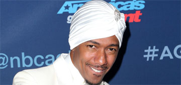Dane Cook tried to start an Instagram beef over Nick Cannon's pink turban