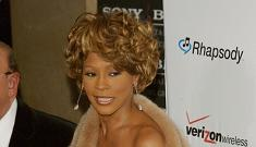Whitney Houston & Bobby Brown share some crabs