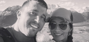 Bristol Palin is pregnant for the third time, but this is the first time in wedlock