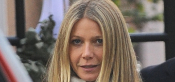 Is Gwyneth Paltrow wearing an engagement ring from 'fiancé' Brad Falchuk?