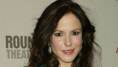 Mary-Louise Parker doesn't care for nudity or sentimentality