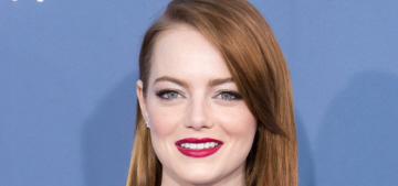 Emma Stone in Roland Mouret at Critics' Choice: lovely or unflattering?