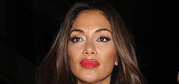 Nicole Scherzinger is anti-choice, thinks Dirty Dancing 'promotes abortion'
