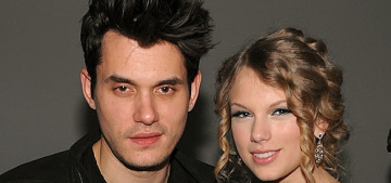 John Mayer hates Taylor Swift so much, he threw shade at her birthday