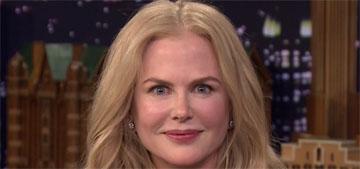 Nicole Kidman doesn't give Keith Urban any presents for Christmas