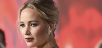 Jennifer Lawrence in Dior for 'Passengers' LA premiere: cute or cotillion?