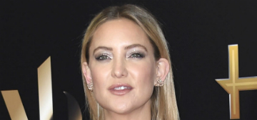Kate Hudson on her weight gain during first pregnancy: 'I was so huge'