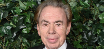 Andrew Lloyd Webber compared Rihanna to an ill-conceived impulse purchase