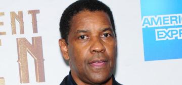 Denzel Washington on Oscar unfairness, lack of diversity: 'I've lived it'