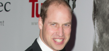 Prince William completely flubbed his speech honoring Michael Phelps