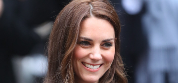 Duchess Kate wore a £720 Vanessa Seward dress to a party: dated or cute?