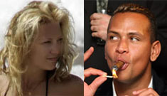 Alex Rodriguez and Kate Hudson hooked up over the weekend