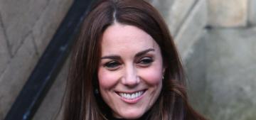 Duchess Kate spent £174,170 of Charles' money on clothing for 2016