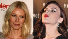 Gwyneth Paltrow is upset with Scarlett Johansson on 'Iron Man 2′