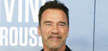 Arnold Schwarzenegger on taking over Apprentice: 'I hope everyone chills'