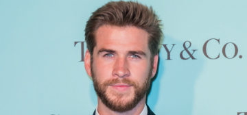 Liam Hemsworth had an early Christmas with Miley Cyrus' family