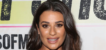 Lea Michele's workout motivation is food, eating 'whatever I want'
