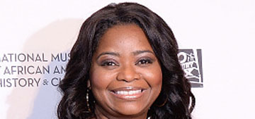 Octavia Spencer on her late mom: she taught us there were no limitations