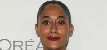 Tracee Ellis Ross: 'I am small for people and big for an actress'