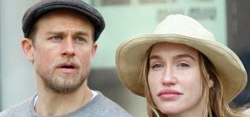 Charlie Hunnam ghosted his girlfriend for five months because 'Method acting'