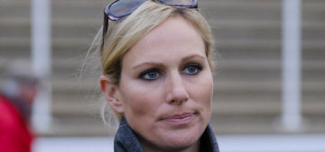 Zara Phillips' second pregnancy ended in miscarriage just before Christmas