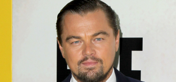 Page Six: Leo DiCaprio got friendly with a model who was not Nina Agdal